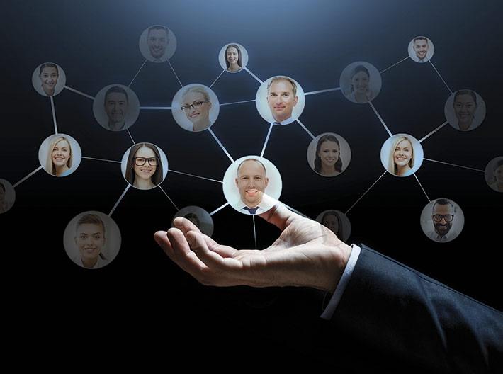 Ein starkes Netzwerk