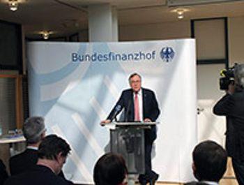 """Bundesfinanzhof: """"Kein Störgefühl der Verfassungswidrigkeit"""""""