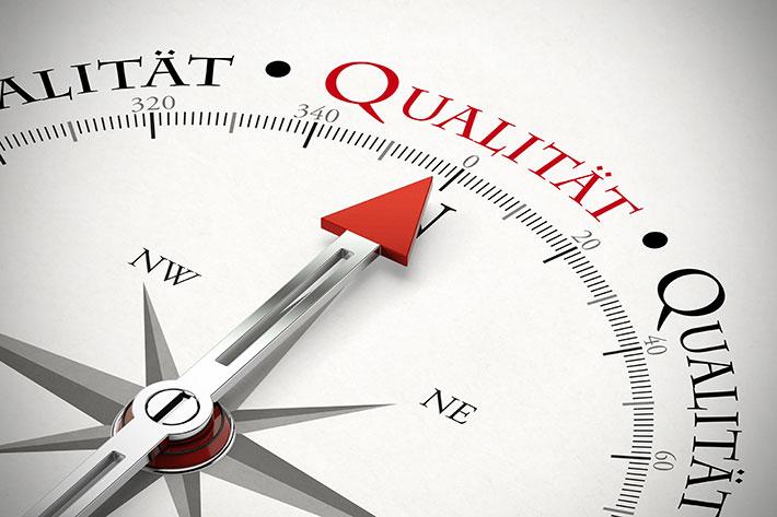 Mit dem SmartQuality-Konzept können Kanzleien ein Managementsystem aufbauen