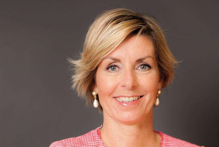 LSWB-Vizepräsidentin Sabine Dietloff