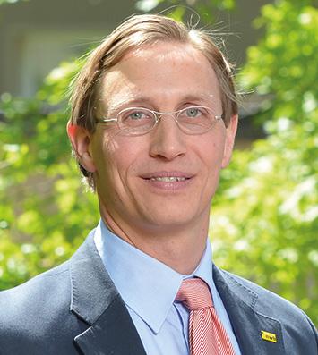 Dr. Ludger Kleyboldt, Geschäftsführer des NWB Verlags; Foto: NWB Verlag