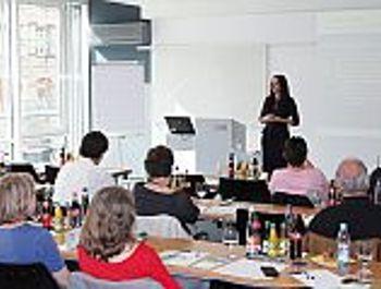 Treffen der Bayerischen Klima-Allianz im LSWB-Forum