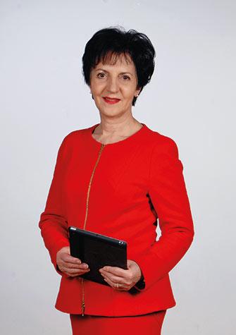 Ingrid Menges, Vizepräsidentin des LSWB