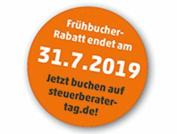 42. Deutscher Steuerberatertag in Berlin –  jetzt Frühbucherpreis sichern!