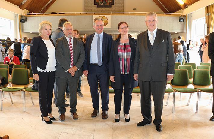 Lucia von Buengner, Karl Ostermeier, Paul Alexander König, Doris Niklas, Andreas L. Huber