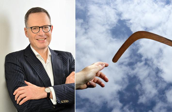 Peter Klotzki (Foto: BFB e.V.); Bumerang-Effekt: Qualität ist kein Zufall und zahlt sich aus