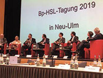 Bp-HSL-Tagung in Neu-Ulm