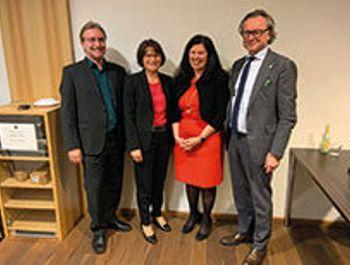 Klimagespräch mit dem Finanzamt Günzburg