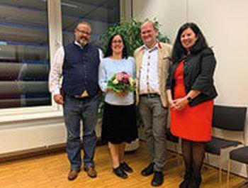 Zweigstellenleiter in Straubing bestätigt