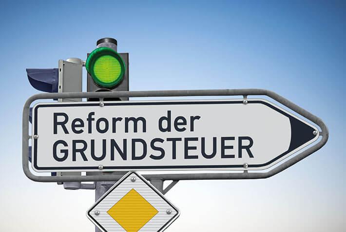 Grundsteuerreform ist beschlossene Sache