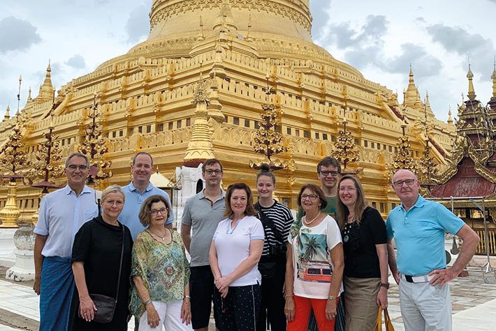 Mitgliederreise Myanmar