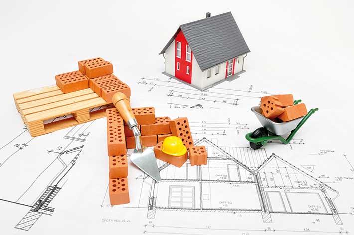 Kein Ende bei den Bauleistungen