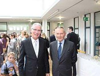 Bundesfinanzrichter Viskorf verabschiedet