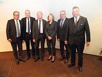 Amtsleiterwechsel im Finanzamt Augsburg-Stadt