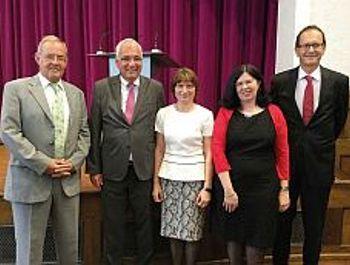 Finanzamtsleiter-Wechsel in Günzburg