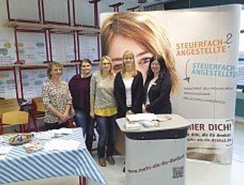 """Infomesse """"Beruf & Studium"""" in Günzburg"""