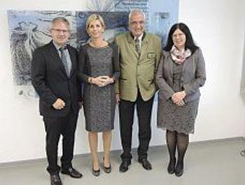 Neu-Ulm: Steuerberater im Meinungsaustausch mit der Finanzverwaltung