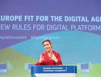 Europäisches Berufsrecht im digitalen Zeitalter