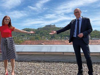 Roland Rettinger neuer Leiter des Finanzamts Coburg