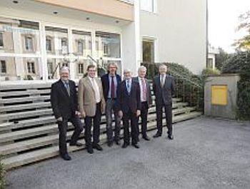 Verbandsgespräch in Kelheim