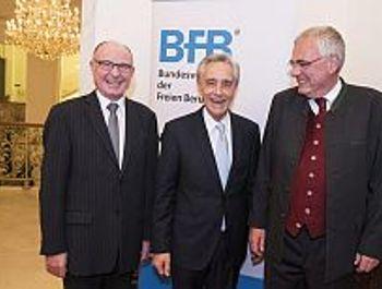 BFB veranstaltet erfolgreichen Jahresempfang