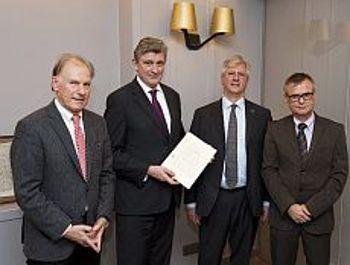 Steuerberater gründen Europaverband ETAF