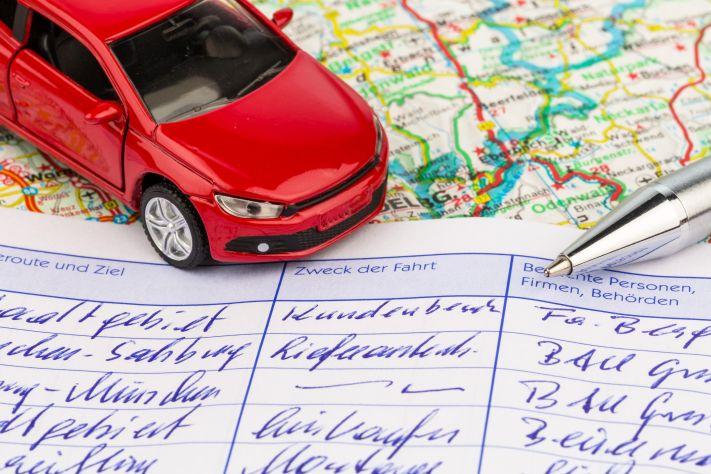 Das elektronische Fahrtenbuch und seine Risiken