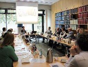 Berlin-Reise für junge Berufsangehörige