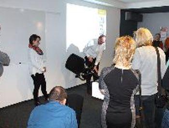 Erster LSWB-Rücken-Workshop